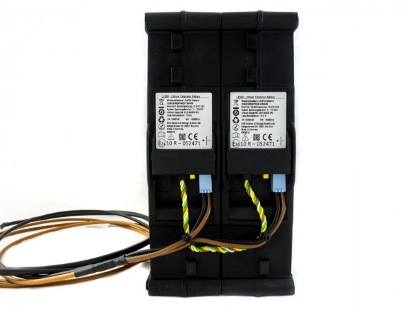 Smart Battery System 2-er Block 50AH